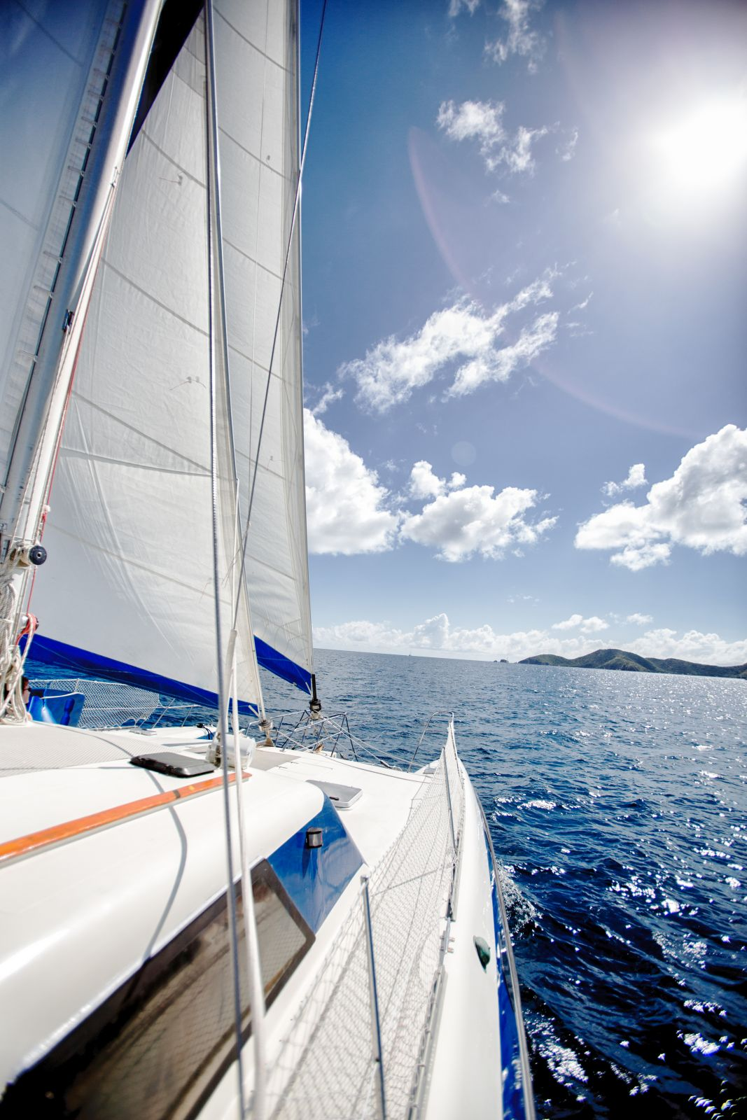 Side of Sailboat